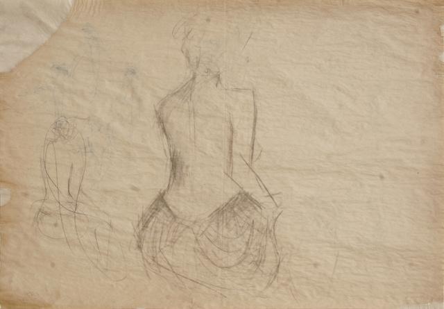 , 'Ballerina,' 1982-1986, Gallery One