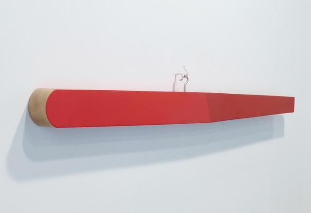 Kevin Finklea, 'Lost & Found #10', 2021, Sculpture, Acrylic on douglas fir, Margaret Thatcher Projects