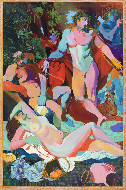 , 'Baccus,' 2016, Winsor Gallery