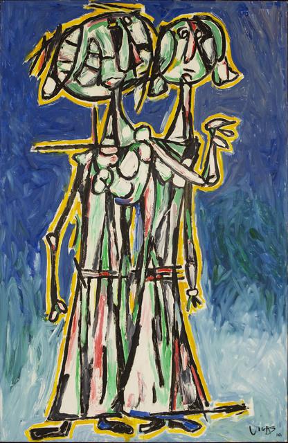 , 'Pareja de Curanderas ,' 2010, Gary Nader