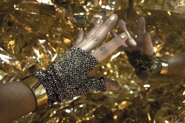 , 'Shining Glove,' 2014, Galerie Christophe Gaillard