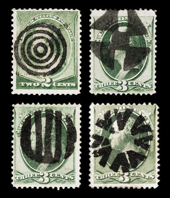 , 'Império Postal #4 (Postal Empire),' 2016, Anita Schwartz Galeria de Arte