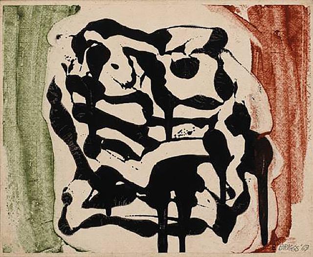 , 'Couple II,' 1969, Anita Shapolsky Gallery
