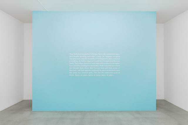 , 'Edges,' 2017, Galerie Nordenhake