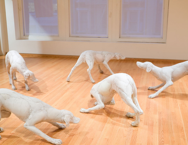 , 'Hounds,' 2006, Wirtz Art