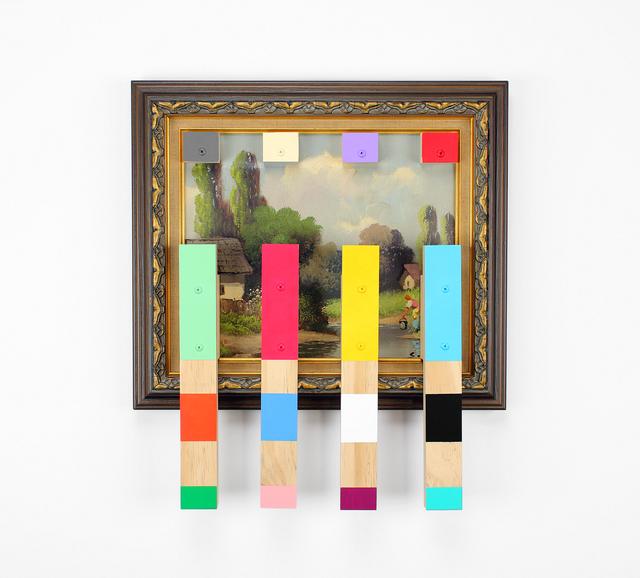 , 'The Burden of Interpretation,' 2016, Joseph Gross Gallery