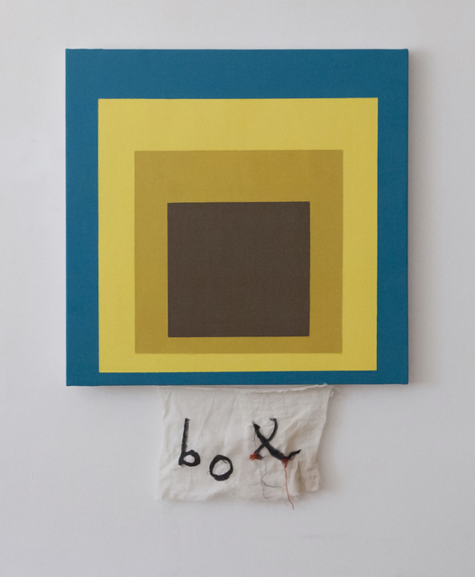 , 'Episteme Sabotage - Box,' 2014, PKM Gallery