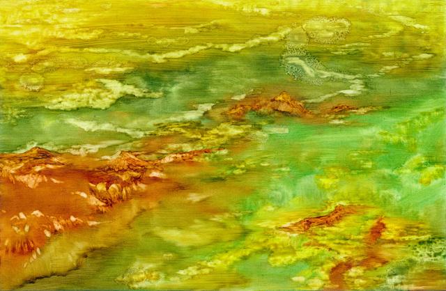, 'Hot waters,' 2016, Barnard