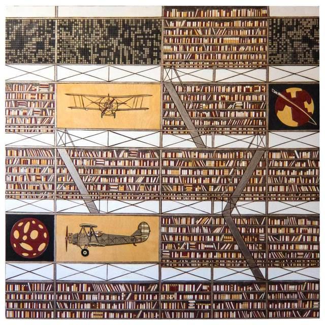 """, '""""Pilots 2"""",' 2012, Krokin Gallery"""