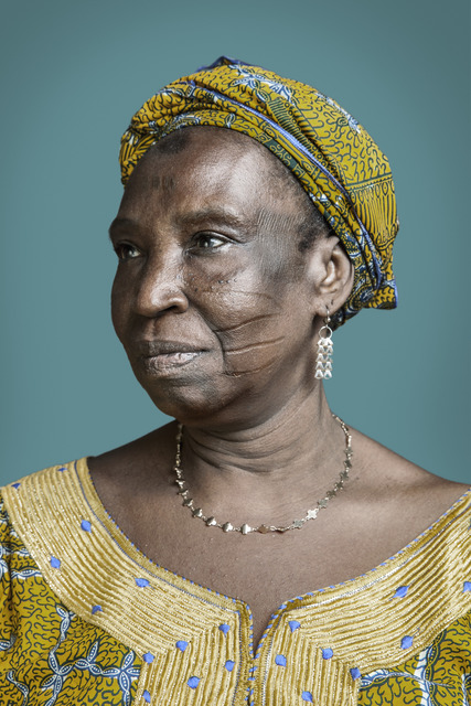 , 'Mrs Kouya Benin,' 2014, Loft Art Gallery