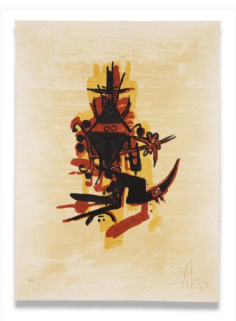 Wifredo Lam, 'El Ultimo Viaje del Buque Fantasma - image 3', 1976, MLA Gallery