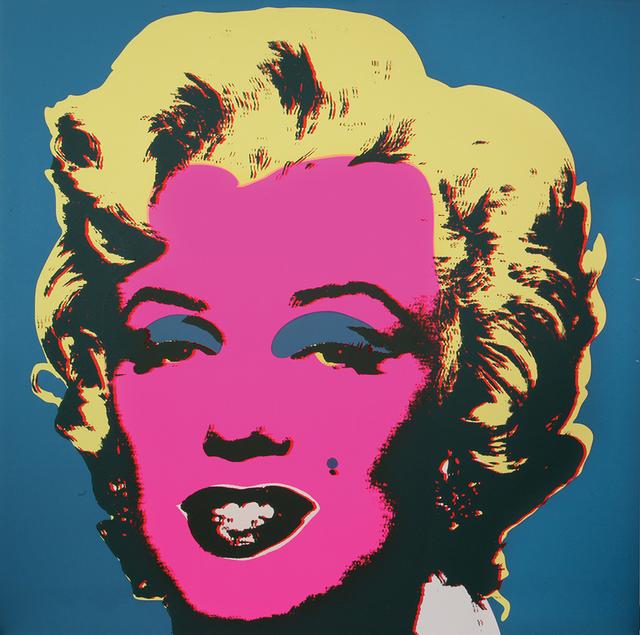 Andy Warhol, 'Marilyn - Sunday B. Morning - After Warhol (portfolio of ten different serigraphs)', 2000, Print, Ten colored serigraphs on paper, Bertolami Fine Arts