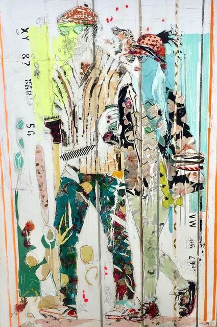 , 'Coraje,' 2018, Rebecca Hossack Art Gallery