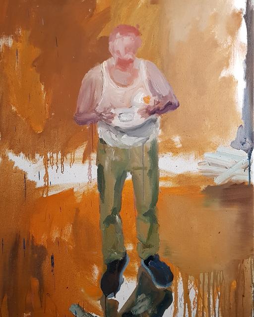 Gerard Waskievitz, 'Ente', 2019, Galerie Michaela Helfrich