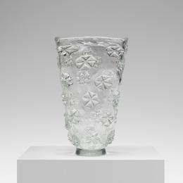 Monumental A Stelle Vase