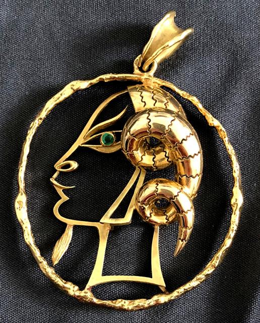 , 'Capricorn,' , Fairhead Fine Art Limited