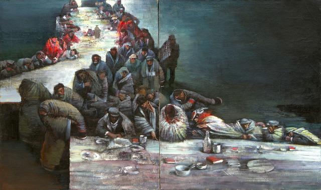 , 'Table Series No.4,' 1997, ARTSPACE 8