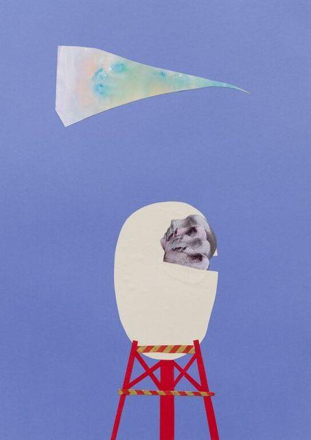 , 'Comet,' 2014, Galleria Ca' d'Oro