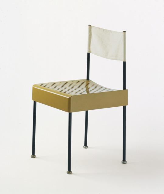 """, '""""Box"""" chair,' 1971, Triennale Design Museum"""