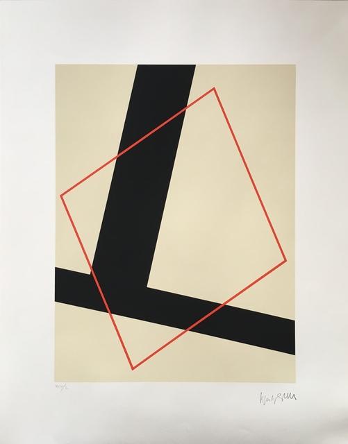 Friedrich Vordemberge-Gildewart, 'Abstract Composition', 1935-1973, Stubbs Fine Art