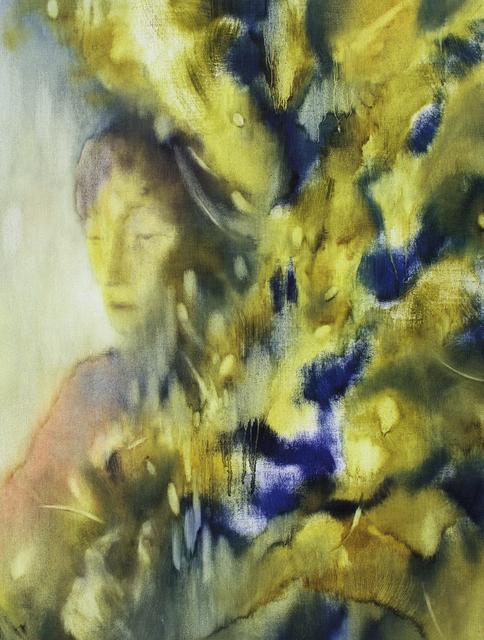 , 'Gardener II,' 2017, Barnard