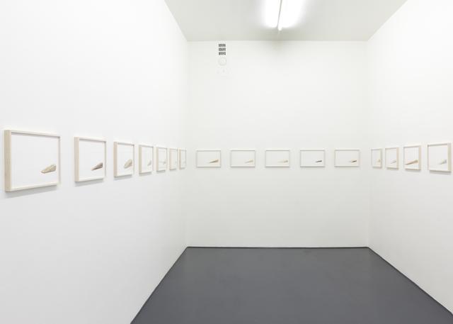 , 'Les formes du passage,' 2015, Galerie Laurence Bernard