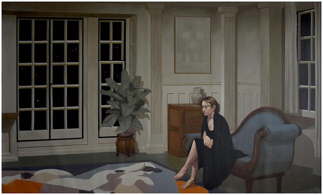 BEZT (Etam Cru), 'The Last Night', 2017, Hashimoto Contemporary