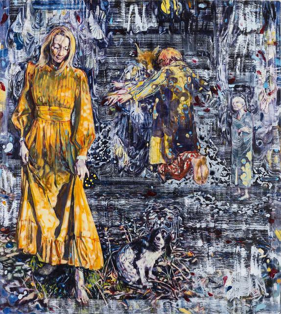 , 'The Vixen,' 2016, Charlie Smith London