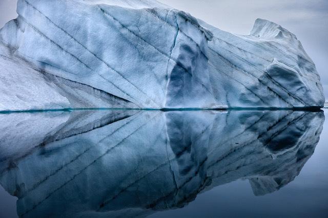 , 'Iceberg XXII, Greenland,' 2010, Bernheimer Fine Art