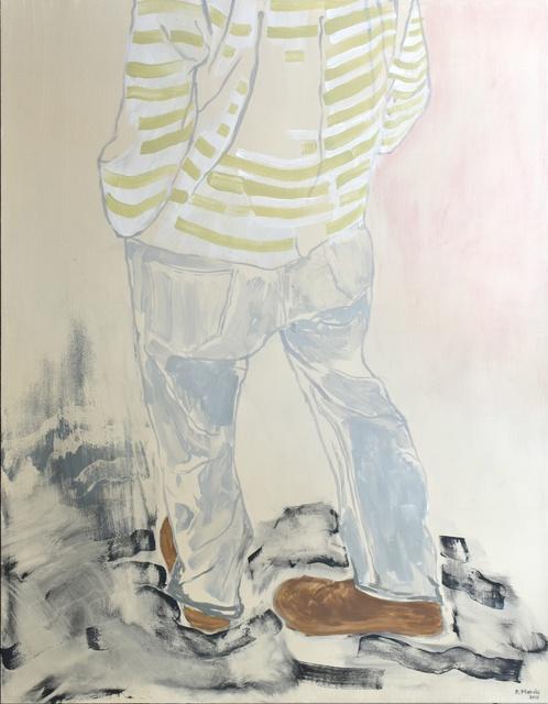, 'Pavement philosophy ,' 2018, Absolut Art Gallery