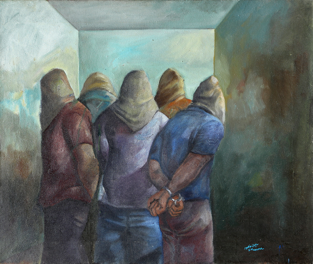 , 'Prison,' 1982, Gallery One