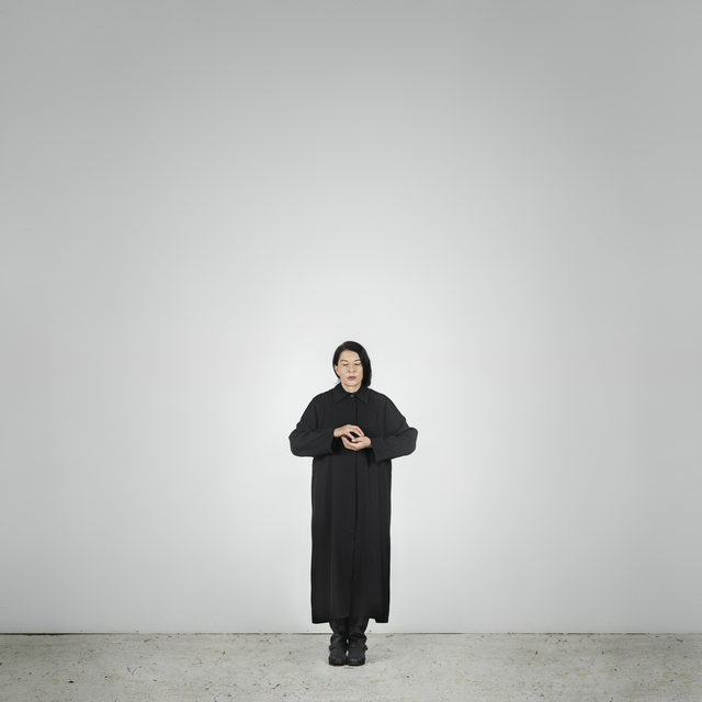 ", 'Holding Emptiness (C) (from the series ""With Eyes Closed I See Happiness""),' 2012, Galerie Krinzinger"