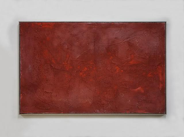 , 'Abstract Red,' 2018, Kami ya Co., Ltd.