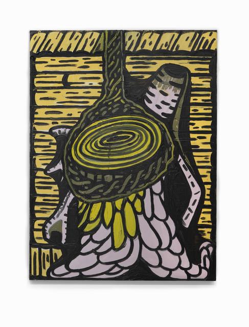, 'On Its Last Leg,' 2015, Simone DeSousa Gallery
