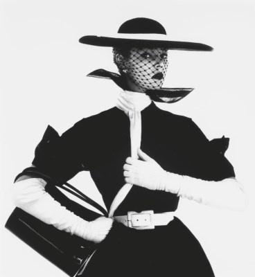 , 'B&W Fashion with Handbag 'B',' , Isabella Garrucho Fine Art
