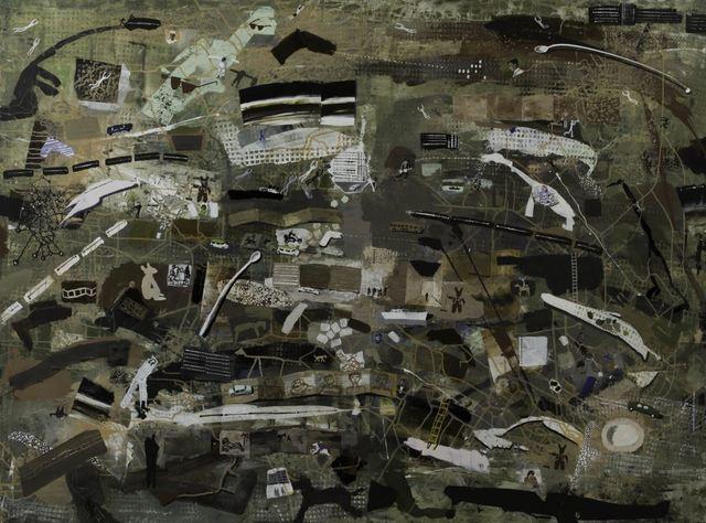 , 'Escaler,' 2014, Galeria Sur