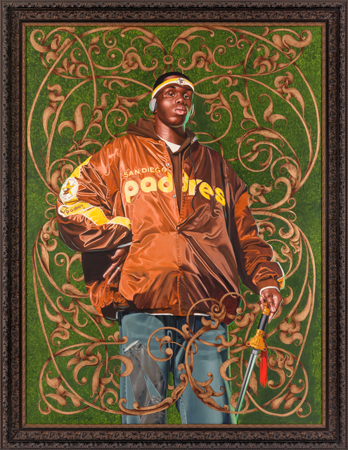 Kehinde Wiley, 'Alexander the Great', 2005, San Francisco Museum of Modern Art (SFMOMA)