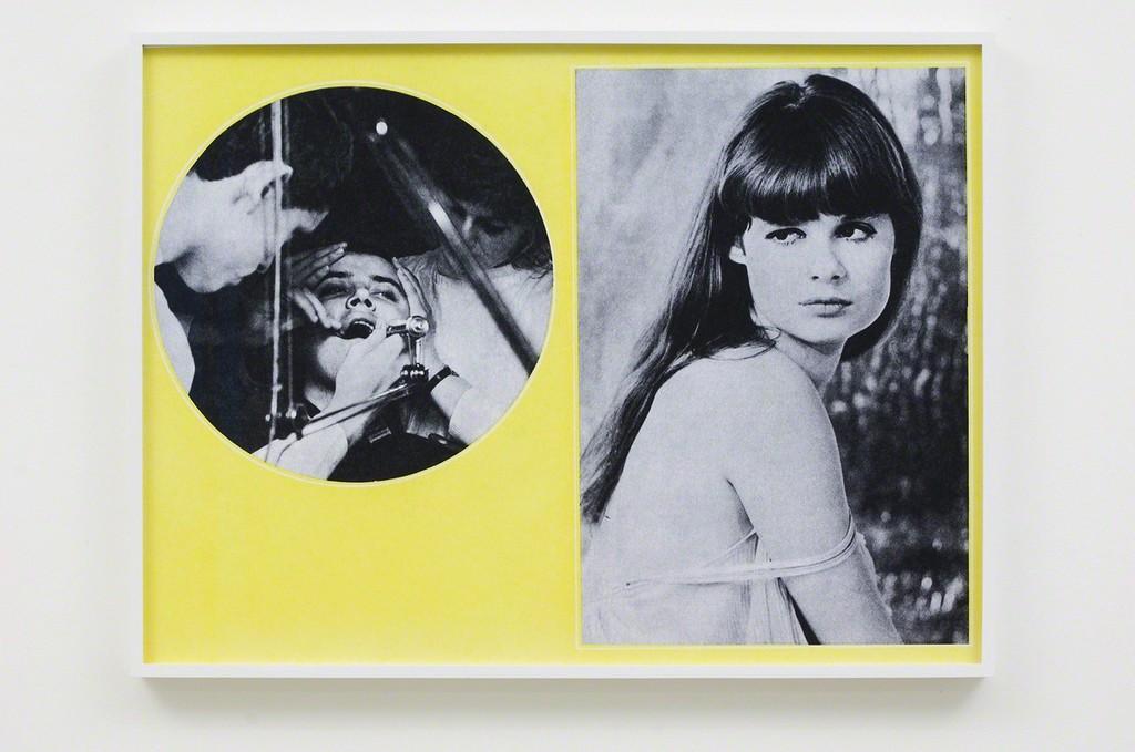 Peter Piller, Bereitschaftsgrad #2,5,7, Archival pigment print on Alu-Dibond. 2015