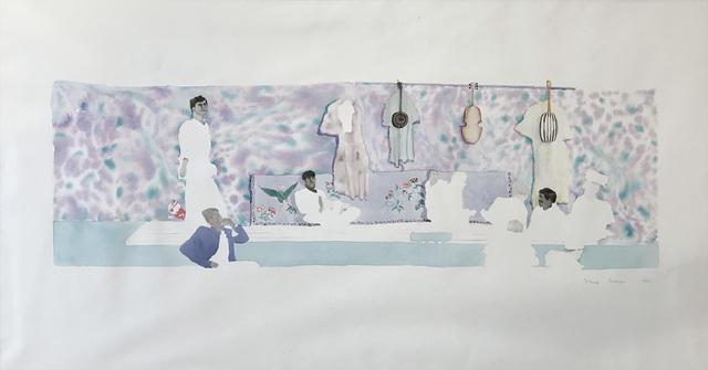 , 'Smokey Mountain Café, Morocco,' 1969, Osborne Samuel