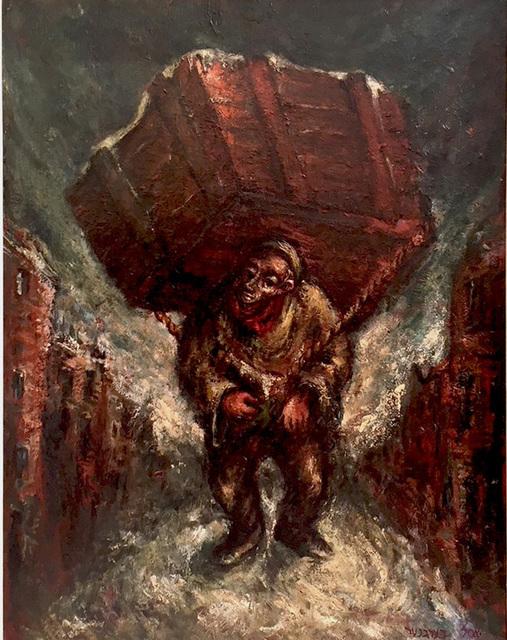 , 'BONTCHE SHWEIG,' 1941, Dan Gallery