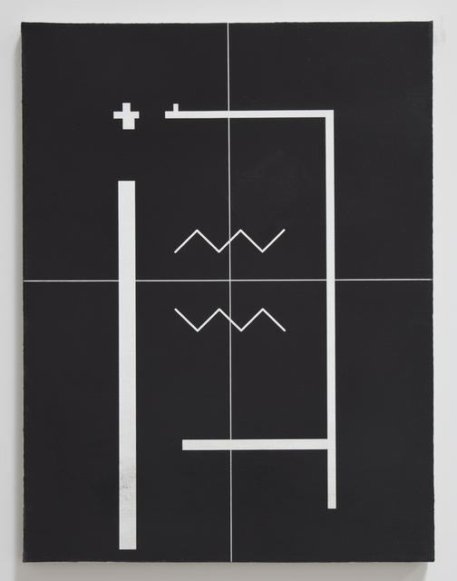 , 'AAVVAA,' 2015, Kohn Gallery