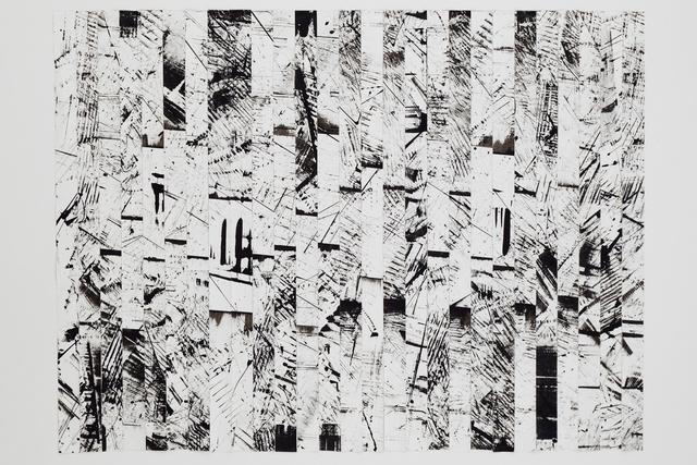 , '20170211 43°11°,' 2017, Galerie Dutko