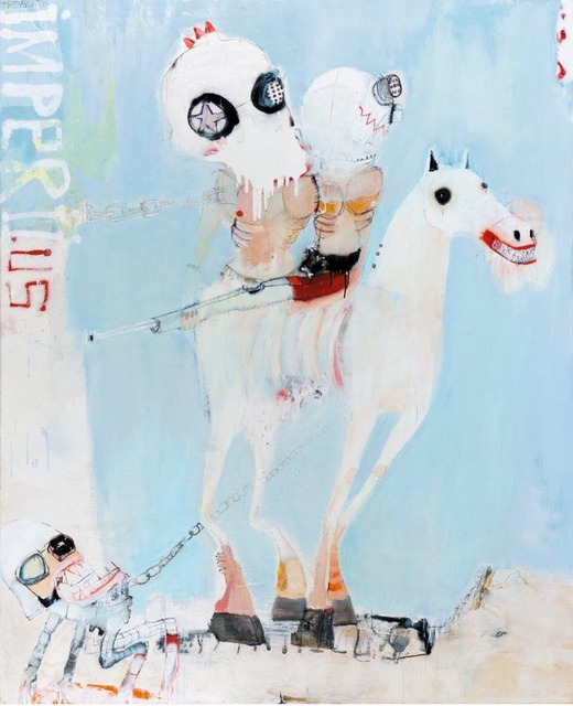 , 'Translator Imperii,' 2013, HG Contemporary