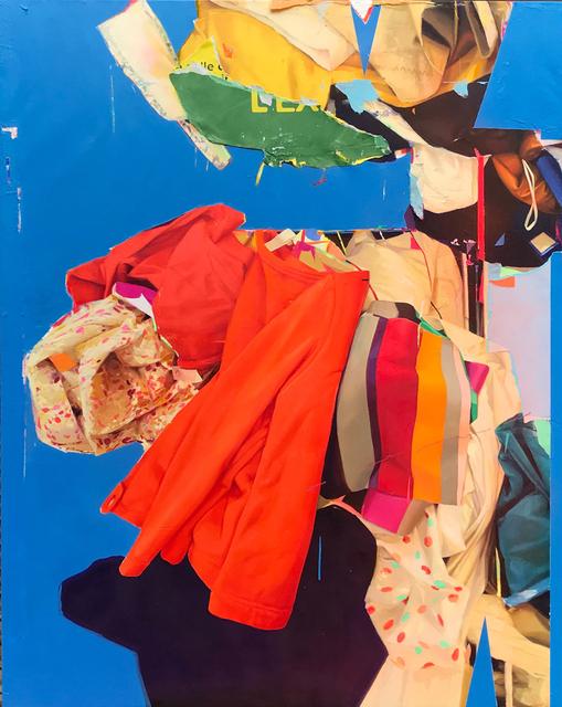 , 'Courants,' 2018, sc gallery