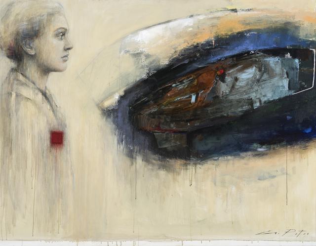 André Pitre, 'Stigmate', 2017, Thompson Landry Gallery
