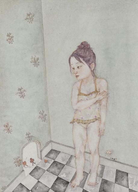 , 'Escaping the Poker Card,' , Salomon Arts Gallery