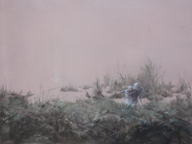 Fu Site 傅斯特, 'Landscape with two gentlemen 風景,及兩位紳士', 2015, W.Ming Art