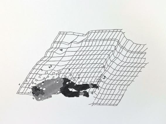 , 'submergentes 15,' 2011, Galeria Marilia Razuk