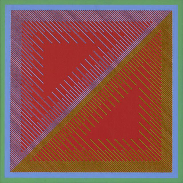 Richard Anuszkiewicz, 'Untitled II', 1968, Taylor | Graham