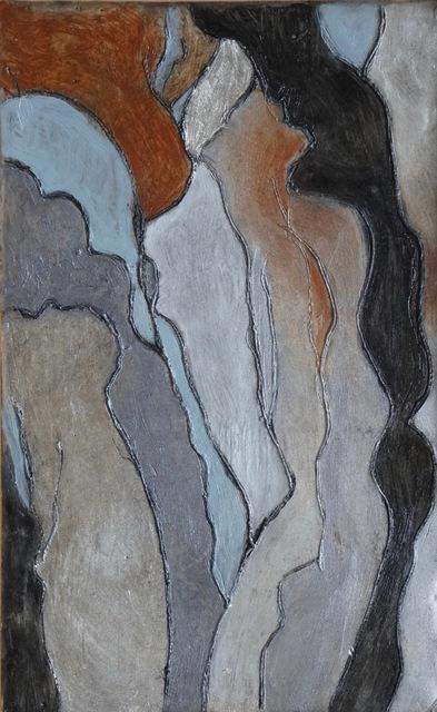 Kitty Caparella, 'Shimmering Tiers', 2013, InLiquid